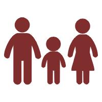 Piktogram Pre rodiny s deťmi