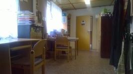 Charitatívno sociálne centrum Najsvätejšej Trojice BREZNO, Prijímacia a vydávacia miestnosť