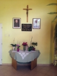 Dom charity sv. Vincenta KOKAVA NAD RIMAVICOU, Vstupná hala