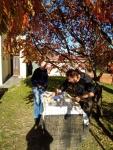 Jeseň v Dome charity Gelnica