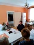 Duchovná obnova v Dome charity Gelnica