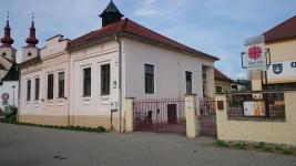 Dom charity sv. Anny Divín