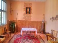 Centrum Diecéznej charity Rožňava, modlitbová miestnosť